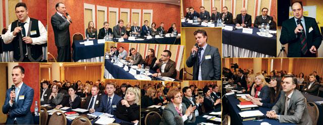 V Специализированная конференция практикум «Sales Force Efficiency–2014»