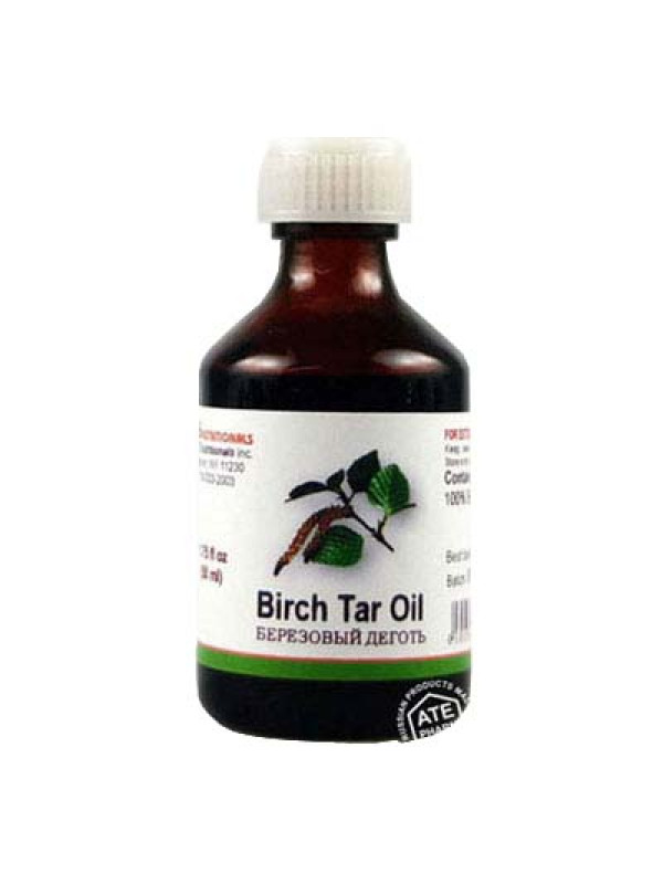 Birch Tar Oil 50ml Best Price To Buy Online
