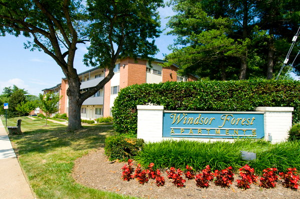 Windsor Forest Apartments Ratings Reviews Map Rents