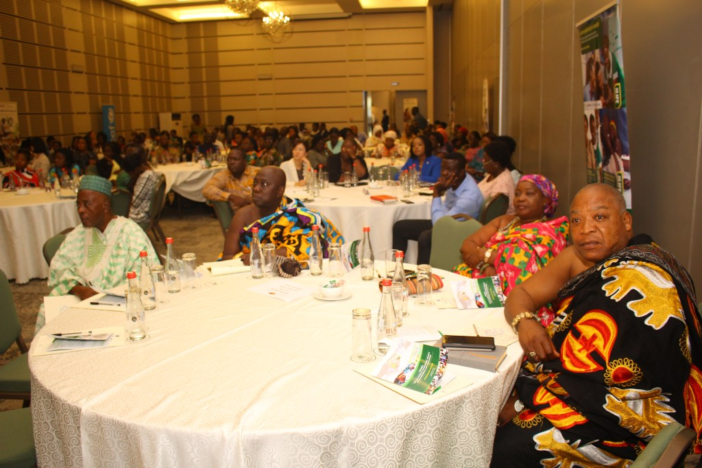 launch of nurturing care framework in Accra