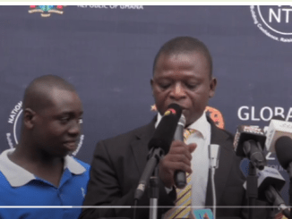 Robert Gariba represents Ghana for Global Teachers Prize 2019