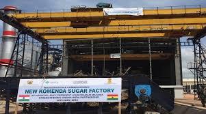 private investor to take over komenda sugar factory
