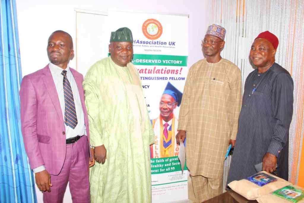 OSHAssociation Nigeria Meets Governor-Elect Nasarawa State