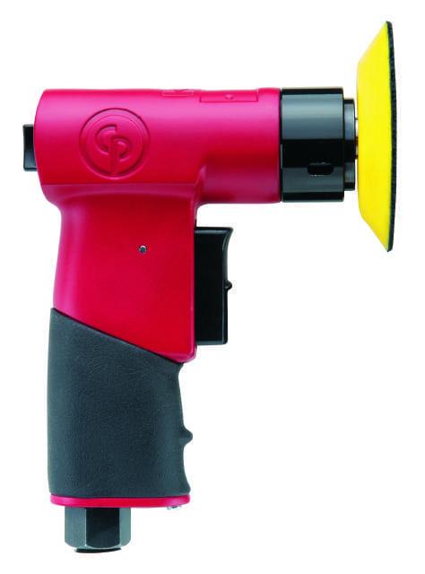 CP 7200 Chicago Pneumatic mini pistol orbital sander