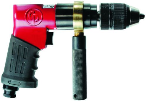 CP9791 Chicago Pneumaticr Low Speed Reversible Pistol Drill
