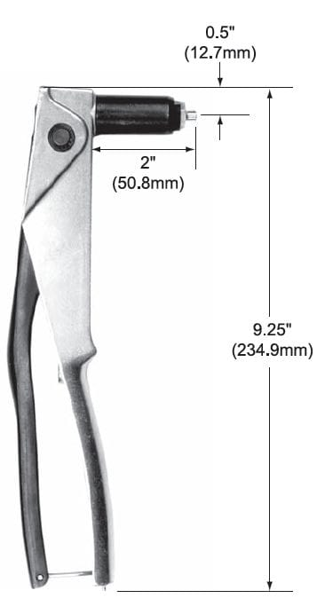 Cherry Aerospace G27 Hand Riveter / Rivet Gun