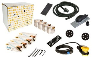 Mirka HAND, ROS & PROS Sander Finishing Kits