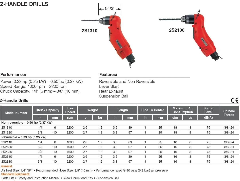Sioux Z drills