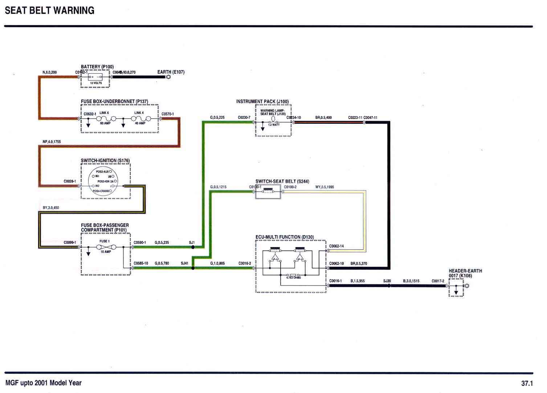Ford Escape Dash Wiring Diagram