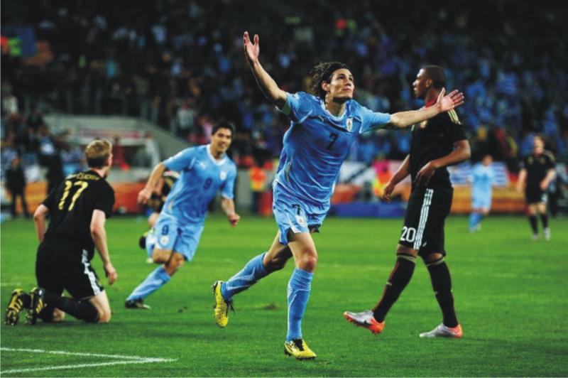 Image result for uruguay vs alemania 2010