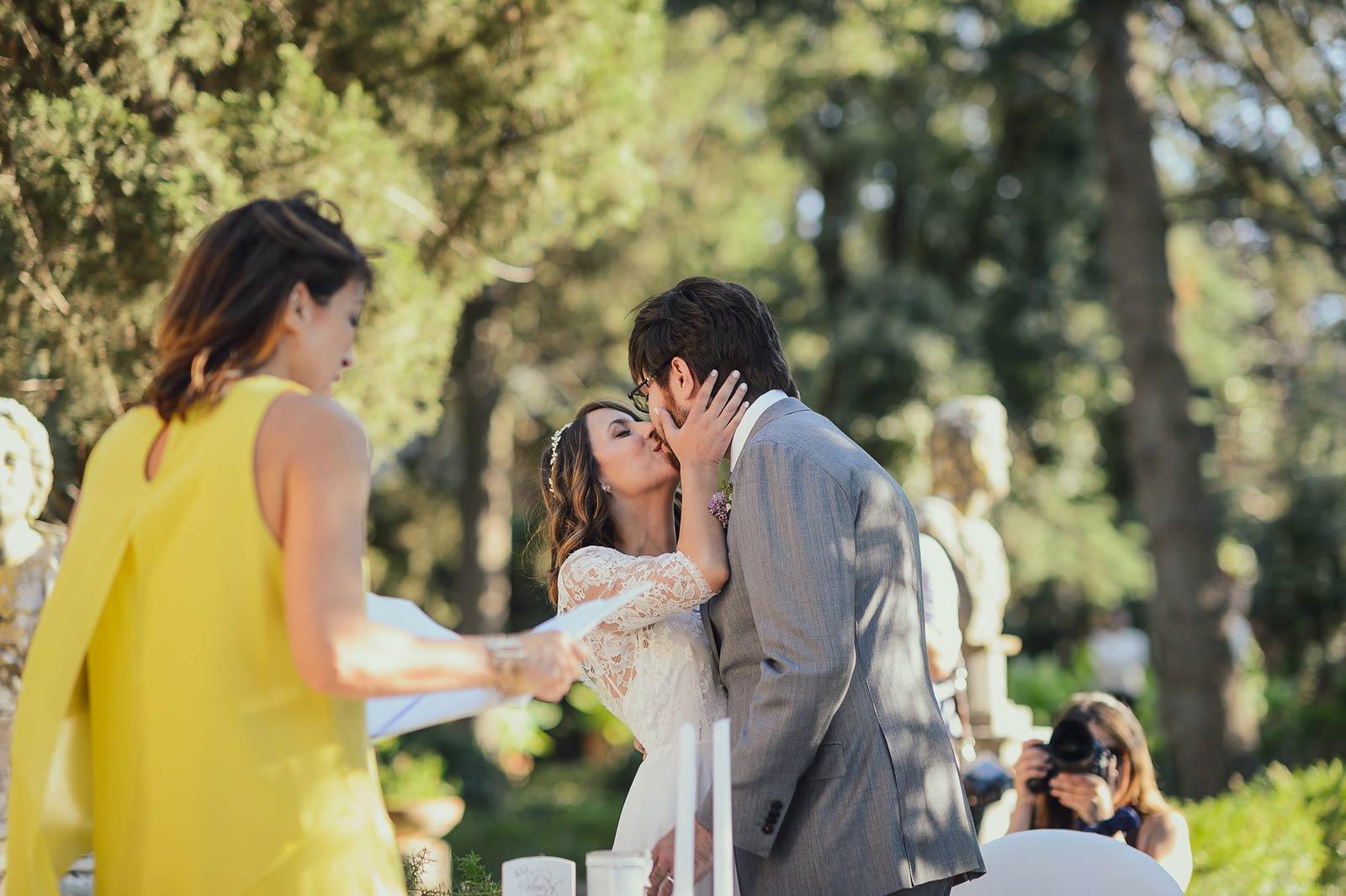 Celebrant Apulia wedding