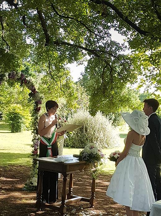 Wedding in Apulia testimonials, Castello Marchione