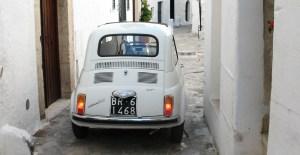 Sehenswürdigkeiten in Apulien