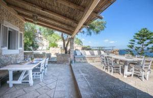 Ferienhaus am Meer Apulien