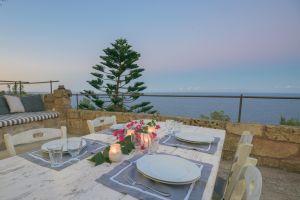 Villa am Meer Italien