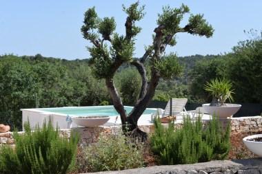 Ferienhaus in Apulien mit Pool