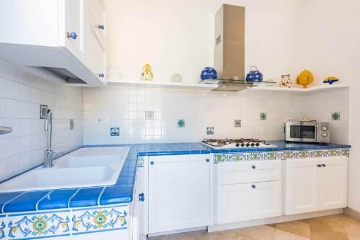 Küche Villa Leuca