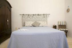 Schlafzimmer Ferienhaus Alliste