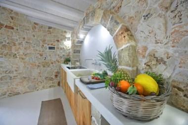 Küche Trullo Mirto