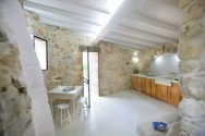 Wohnküche Trullo Mirto