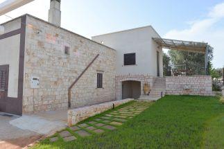 Apulien Ferienhaus garden