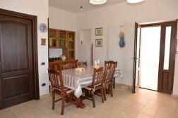 Esszimmer Villa Apulien