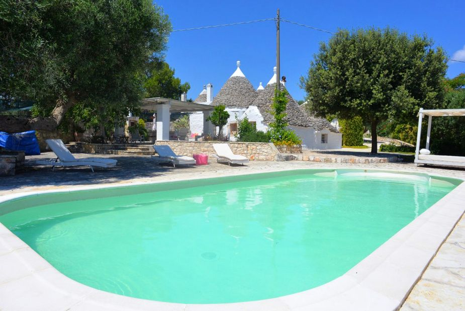 Trullo Pina Pool