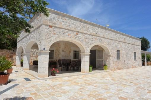 Villa Chiara Ferienhaus Apulien