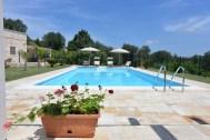 Villa Chiara Ferienhaus mit Pool