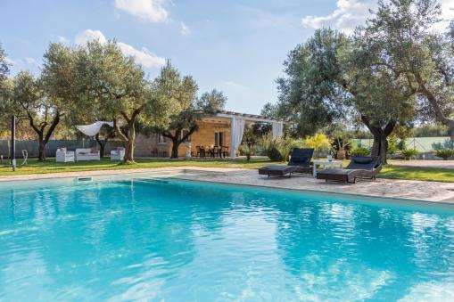 Ferienhaus Apulia