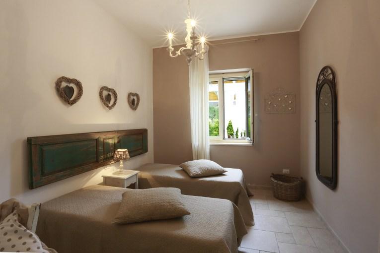 Zweibettzimmer Villa Ina