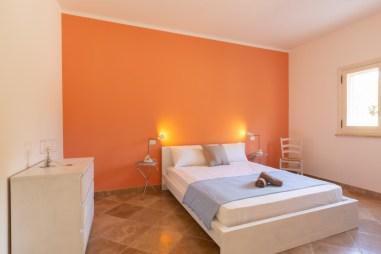 Schllafzimmer LA Rotonda