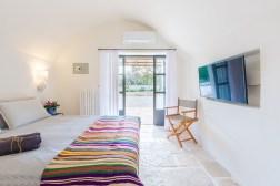 Schlafzimmer Trullo