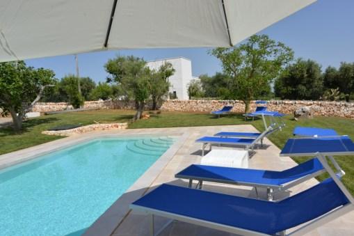 Pool Garten Apulien Ferien
