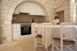 Wohn-Essbereich Küche von Trullo Maggy Cisternino
