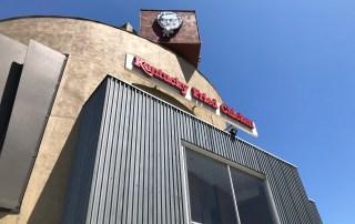 Kentucky Fried Chicken in Los Angeles' Koreatown
