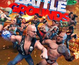WWE 2K Battlegrounds Pc Game