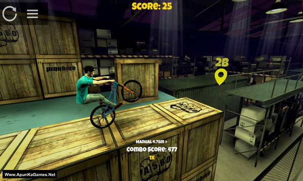 Shred! 2 - Freeride Mountain Biking Screenshot 3, Full Version, PC Game, Download Free