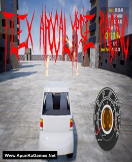 Flex Apocalypse Racing Cover, Poster, Full Version, PC Game, Download Free