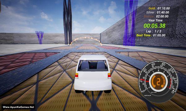 Flex Apocalypse Racing Screenshot 1, Full Version, PC Game, Download Free