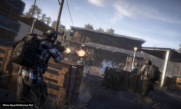Tom Clancy's Ghost Recon: Wildlands Screenshot 1, Full Version, PC Game, Download Free