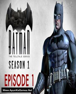 Batman: The Telltale Series Cover, Poster, Full Version, PC Game, Download Free