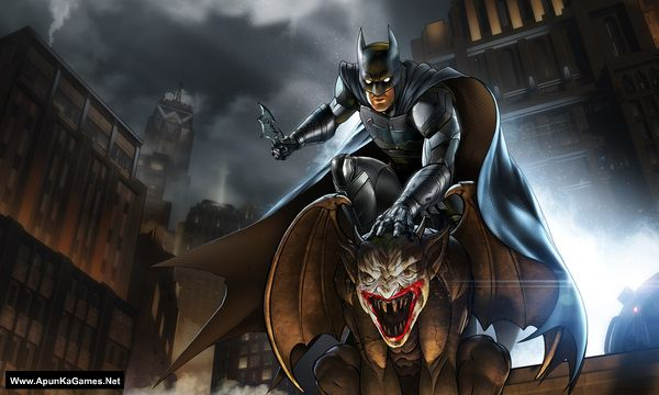 Batman: The Telltale Series Screenshot 2, Full Version, PC Game, Download Free