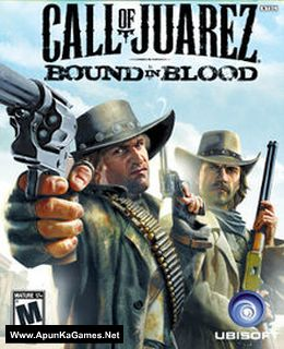 Call of Juarez: Bound in Blood Cover, Poster, Full Version, PC Game, Download Free