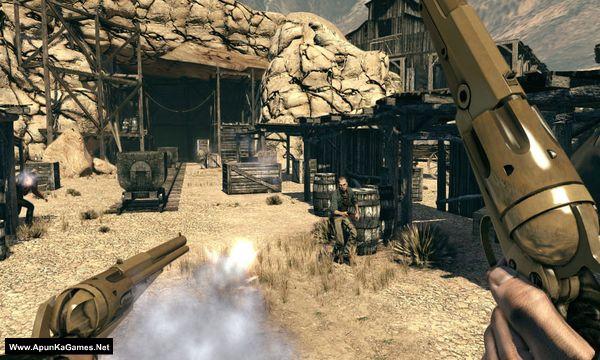 Call of Juarez: Bound in Blood Screenshot 1, Full Version, PC Game, Download Free
