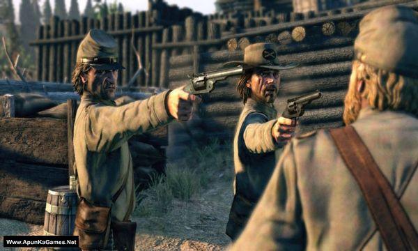 Call of Juarez: Bound in Blood Screenshot 3, Full Version, PC Game, Download Free