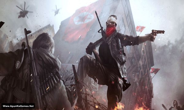 Homefront: The Revolution Screenshot 1, Full Version, PC Game, Download Free