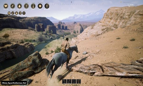 Outlaws of the Old West Screenshot 2, Full Version, PC Game, Download Free