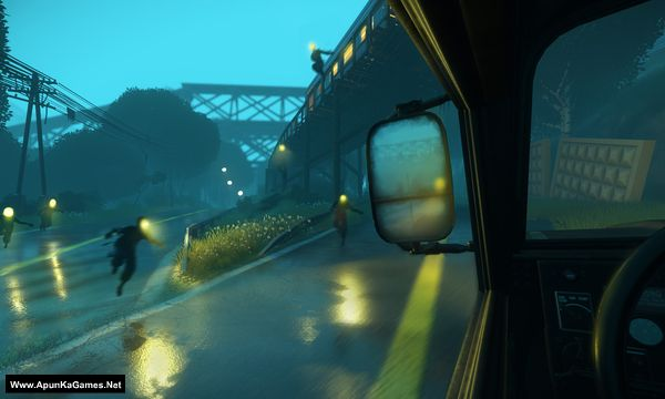 Pandemic Express: Zombie Escape Screenshot 2, Full Version, PC Game, Download Free