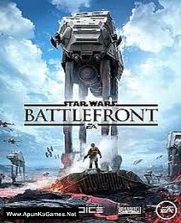Star Wars Battlefront Cover, Poster, Full Version, PC Game, Download Free